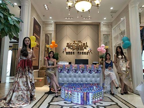 全民热购-江西萍乡万博manbetx网页登录专卖店盛装开业,耀目登场!