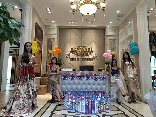 终端快讯-广东恩平万博manbetx网页登录试营业活动,劲爆现场引人瞩目!