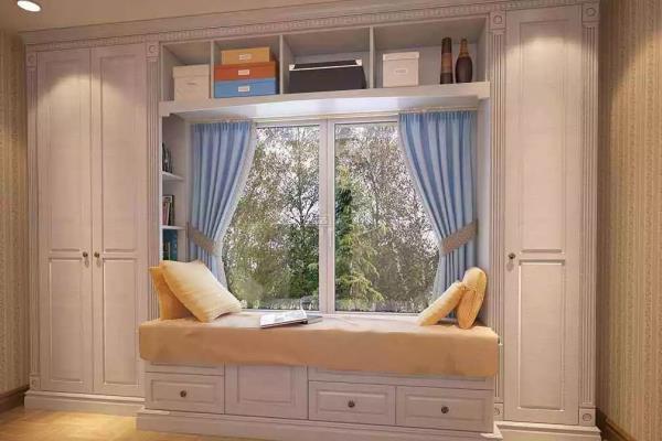 原来飘窗还能这样摆设,太实用漂亮了!