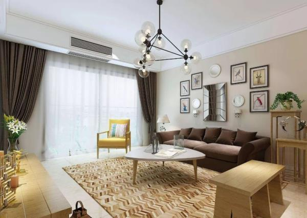 高端住宅的软装色彩搭配