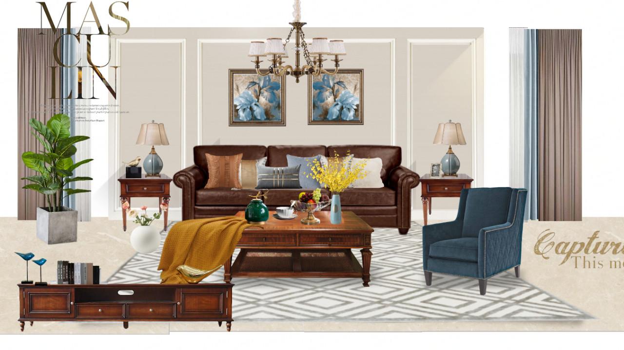 万博manbetx网页登录新品品鉴 美式软装诠释优雅时尚美学气息