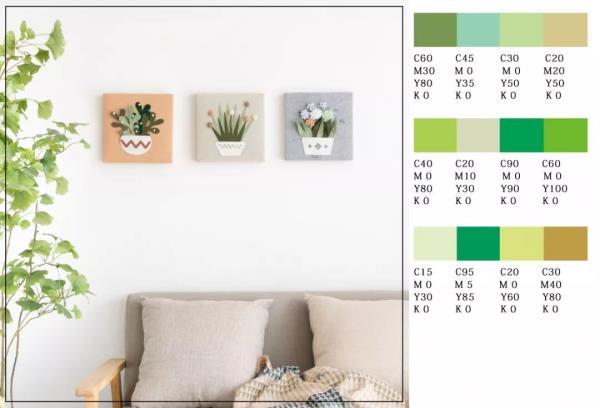 家居软装色彩搭配的基础和技巧