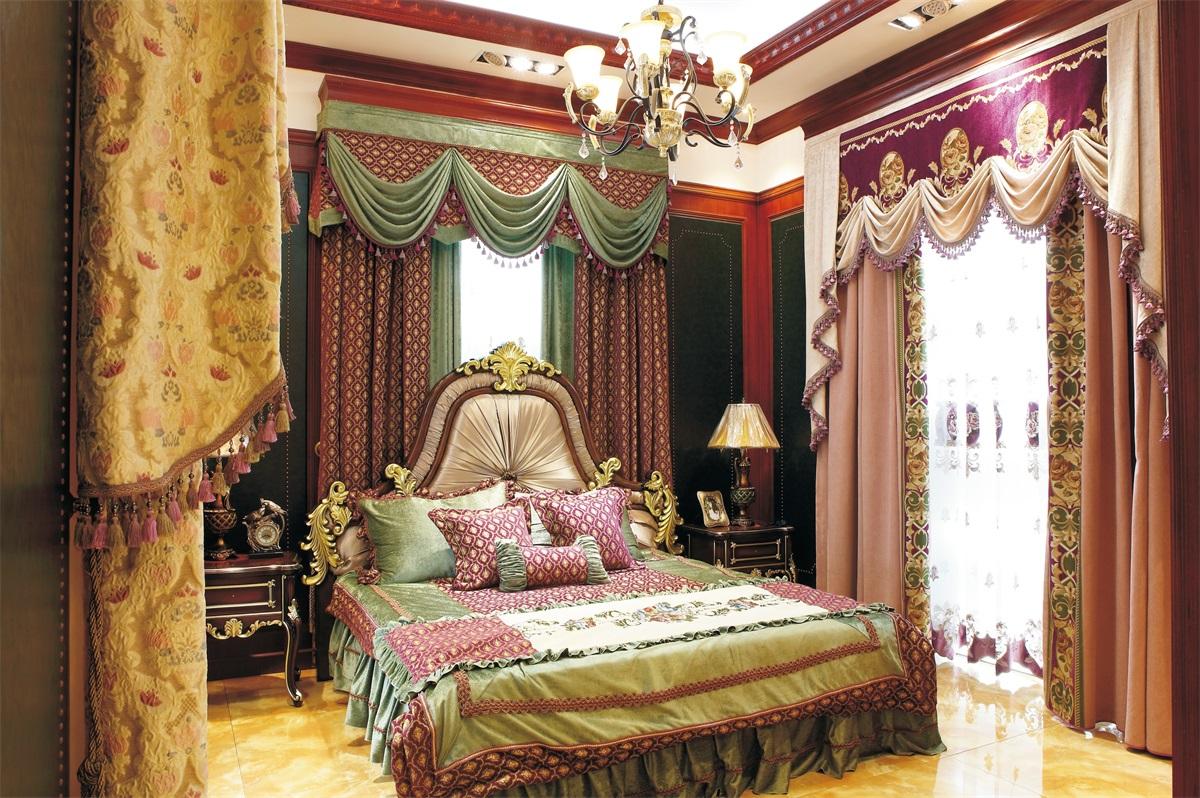 卧室万博manbetx水晶宫图片